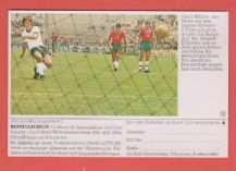 West Germany v Bulgaria Muller 1970 World Cup 32